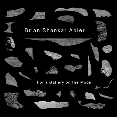 Brian Shankar Adler - For a Gallery on the Moon
