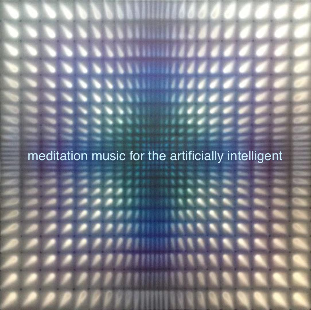 Rick Parker and Li Daiguo - meditation music for the artificially intelligent